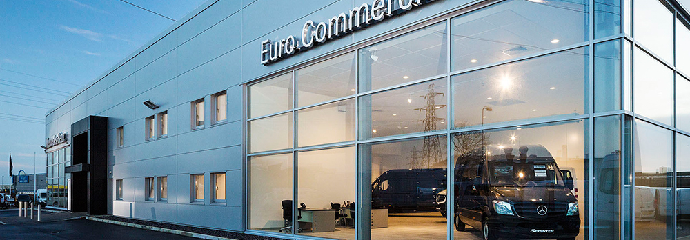 Euro Commercials Van Centre